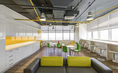 Workplace Communal Areas –  Keeping Them Clean